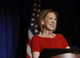 Five Reasons to Vote for Carly Fiorina