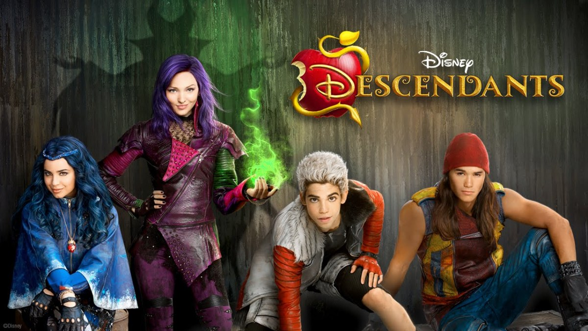 Five Lessons that You can Learn from Disney's Descendants