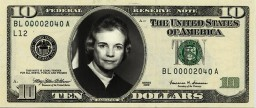 Justice O'Connor Fits the Bill: Why Sandra Day O'Connor Deserves to be on Currency